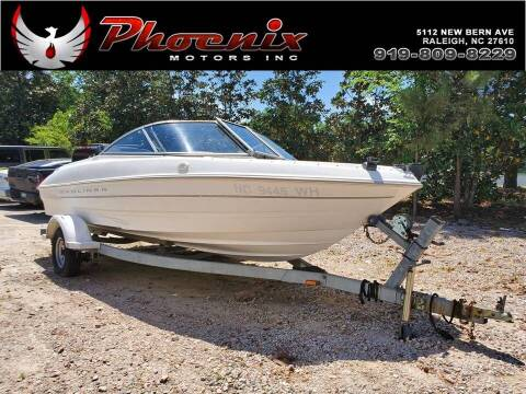 1999 Bayliner Capri for sale at Phoenix Motors Inc in Raleigh NC