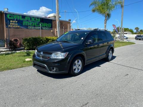 2012 Dodge Journey for sale at Galaxy Motors Inc in Melbourne FL