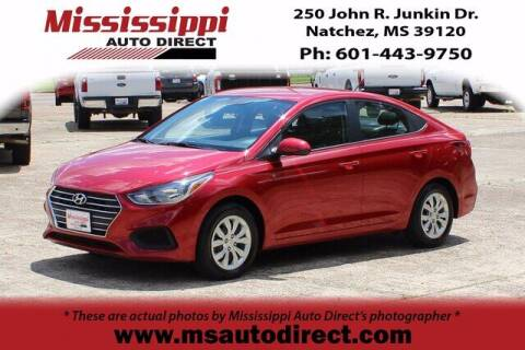 2019 Hyundai Accent for sale at Auto Group South - Mississippi Auto Direct in Natchez MS