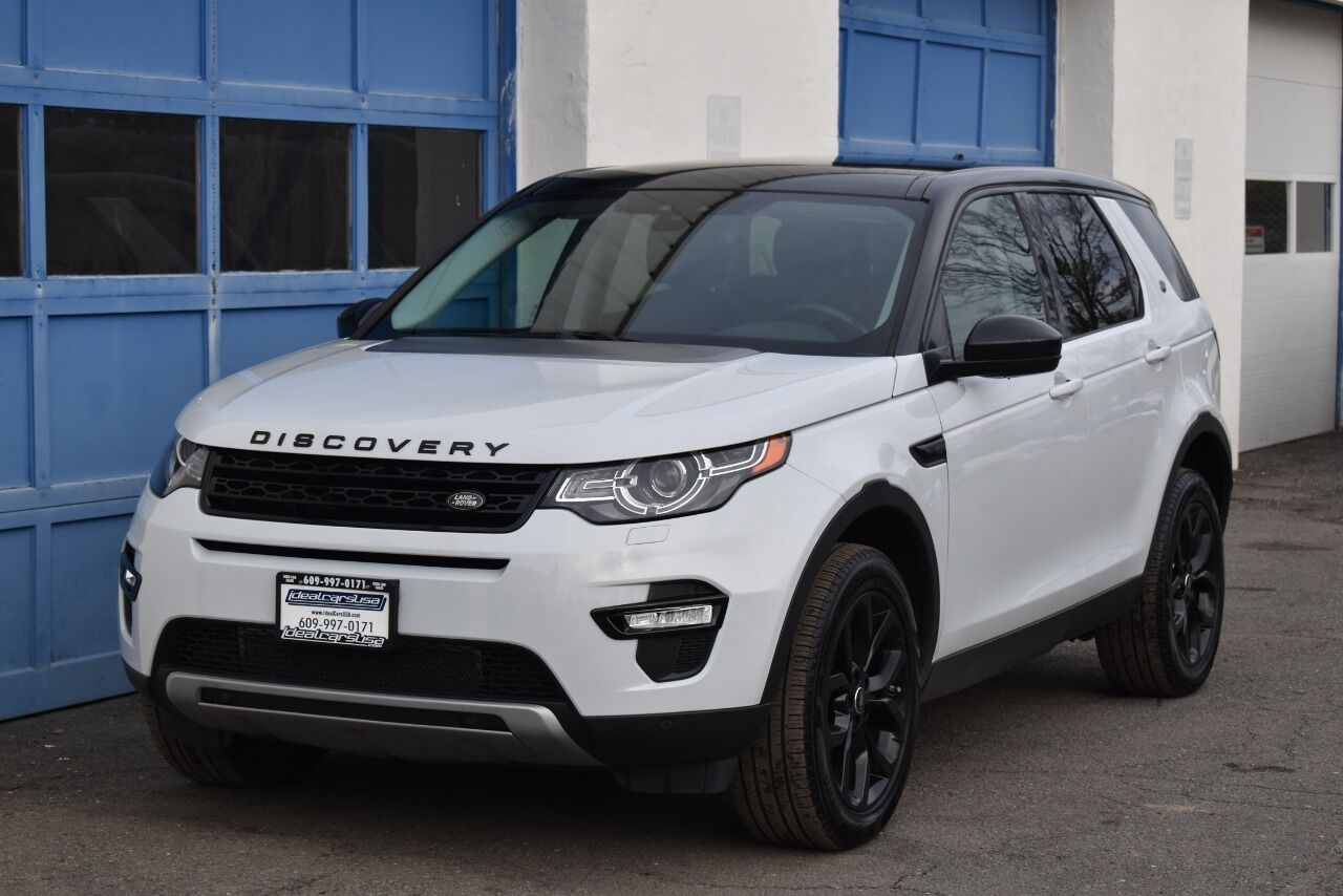 2015 Land Rover Discovery Sport HSE AWD 4dr SUV full
