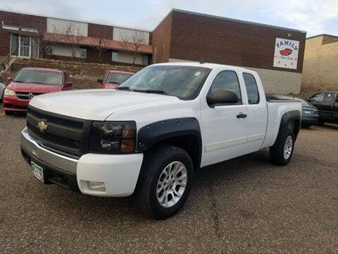 2007 Chevrolet Silverado 1500 for sale at Family Auto Sales in Maplewood MN