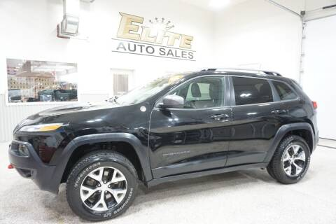 2018 Jeep Cherokee for sale at Elite Auto Sales in Ammon ID