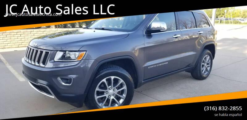 2014 Jeep Grand Cherokee for sale at JC Auto Sales LLC in Wichita KS