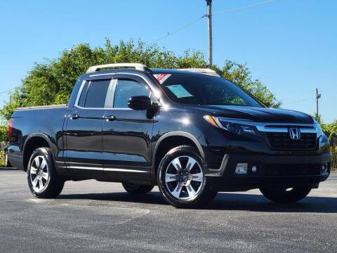 2017 Honda Ridgeline for sale at BuyRight Auto in Greensburg IN