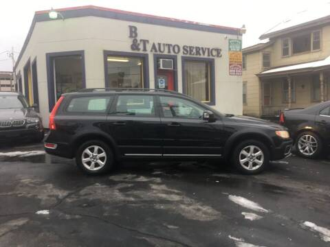2009 Volvo XC70 for sale at B&T Auto Service in Syracuse NY