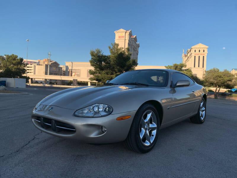 2000 Jaguar XK-Series for sale at The Auto Center in Las Vegas NV