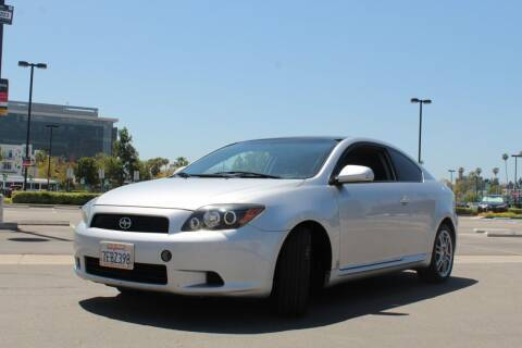 2010 Scion tC for sale at FJ Auto Sales North Hollywood in North Hollywood CA