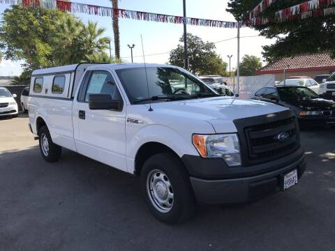 2013 Ford F-150 for sale at EXPRESS CREDIT MOTORS in San Jose CA