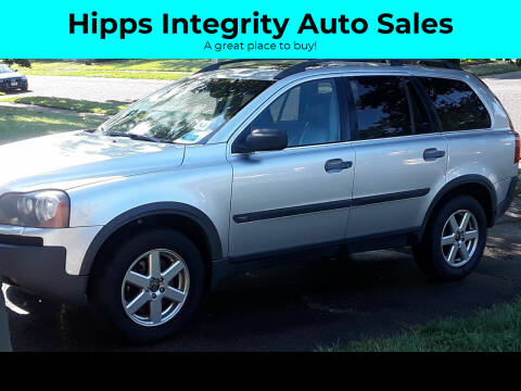 2006 Volvo XC90 for sale at Hipps Integrity Auto Sales in Delran NJ