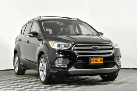 2017 Ford Escape for sale at Washington Auto Credit in Puyallup WA