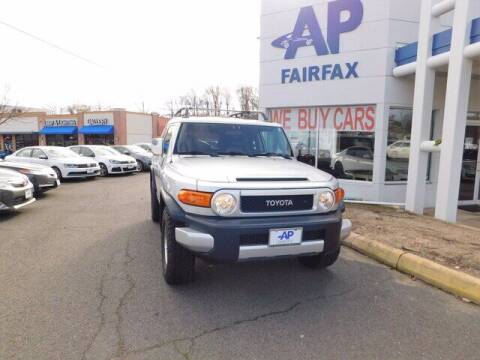 2008 Toyota FJ Cruiser for sale at AP Fairfax in Fairfax VA