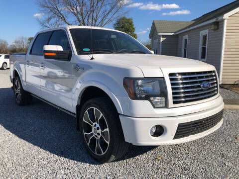 2012 Ford F-150 for sale at Curtis Wright Motors in Maryville TN