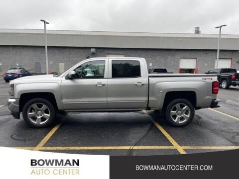 2017 Chevrolet Silverado 1500 for sale at Bowman Auto Center in Clarkston MI
