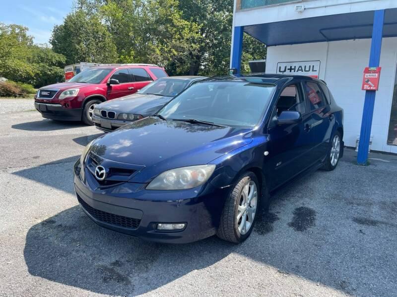 2008 Mazda MAZDA3 for sale at Noble PreOwned Auto Sales in Martinsburg WV