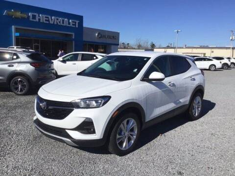 2020 Buick Encore GX for sale at LEE CHEVROLET PONTIAC BUICK in Washington NC