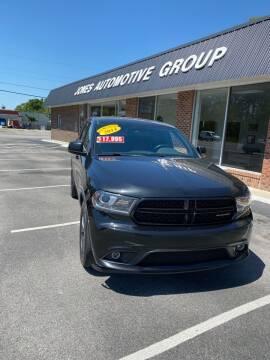 2014 Dodge Durango for sale at Jones Automotive Group in Jacksonville NC