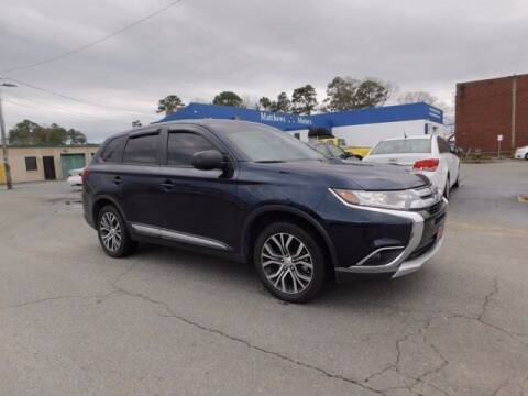 2018 Mitsubishi Outlander for sale at Auto Finance of Raleigh in Raleigh NC