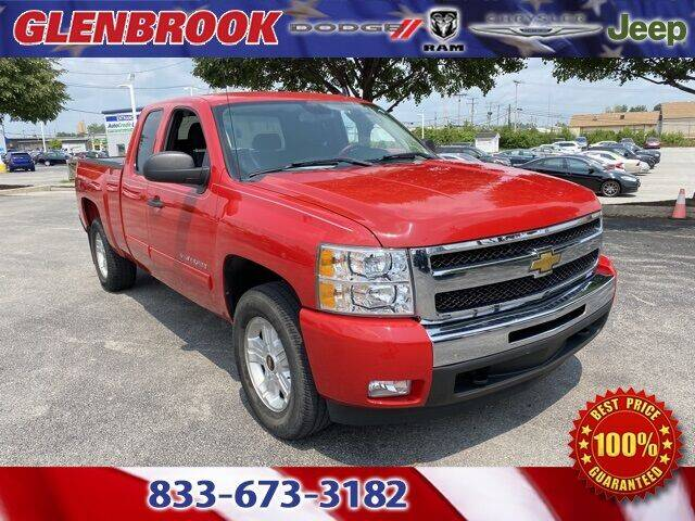 2011 Chevrolet Silverado 1500 for sale at Glenbrook Dodge Chrysler Jeep Ram and Fiat in Fort Wayne IN
