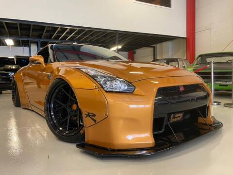 2012 Nissan GT-R for sale at Celebrity Motors in Newark NJ