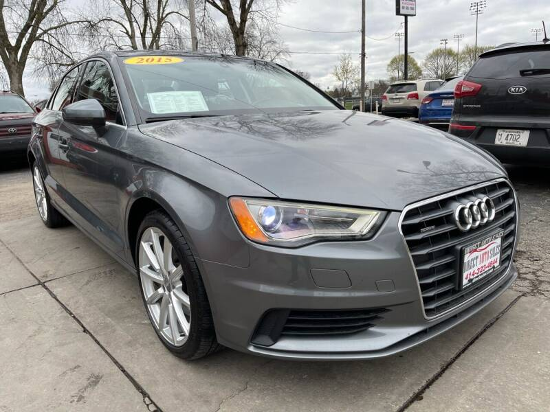 2015 Audi A3 for sale at Direct Auto Sales in Milwaukee WI
