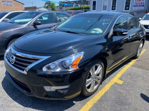 2014 Nissan Altima for sale at The PA Kar Store Inc in Philadelphia PA