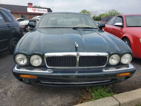 1997 Jaguar XJ-Series for sale at Hart Auto in Milwaukee WI