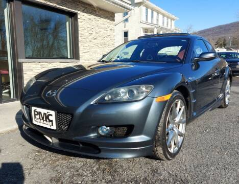 2008 Mazda RX-8 for sale at PMC GARAGE in Dauphin PA