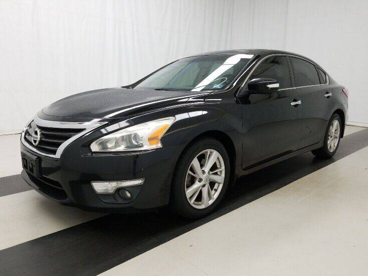 2013 Nissan Altima for sale at All American Imports in Arlington VA