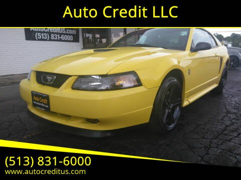 2002 Ford Mustang for sale at Auto Credit LLC in Milford OH