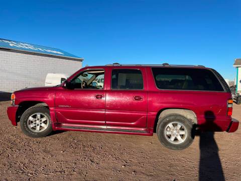 2006 GMC Yukon XL for sale at PYRAMID MOTORS - Fountain Lot in Fountain CO