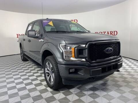 2019 Ford F-150 for sale at BOZARD FORD in Saint Augustine FL