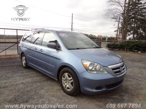 2005 Honda Odyssey for sale at Hyway Auto Sales in Lumberton NJ