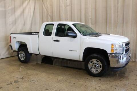 2013 Chevrolet Silverado 2500HD for sale at Autoland Outlets Of Byron in Byron IL