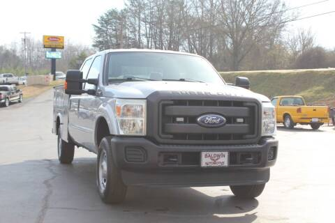 2011 Ford F-250 Super Duty for sale at Baldwin Automotive LLC in Greenville SC