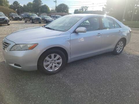 2007 Toyota Camry Hybrid for sale at Five Star Motors in Senatobia MS