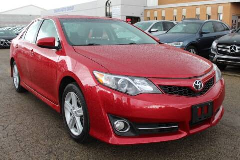 2014 Toyota Camry for sale at SHAFER AUTO GROUP in Columbus OH