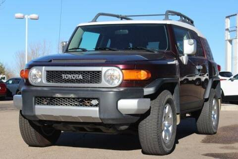 2007 Toyota FJ Cruiser for sale at COURTESY MAZDA in Longmont CO