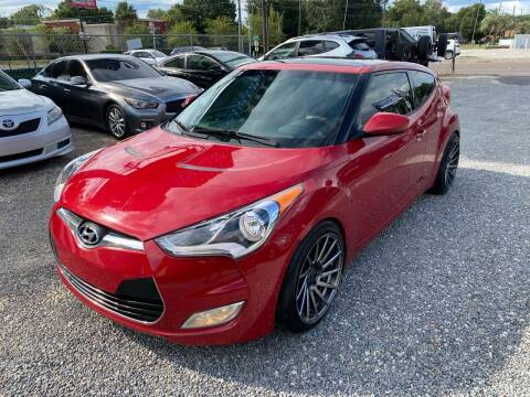 2012 Hyundai Veloster for sale at Velocity Autos in Winter Park FL