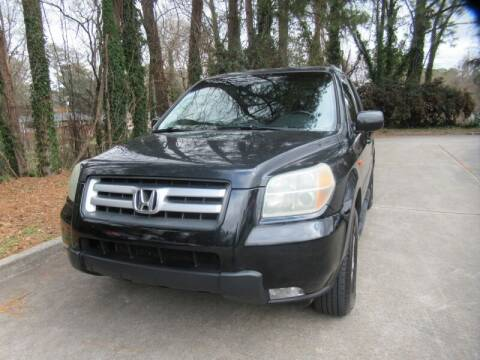 2006 Honda Pilot for sale at 1st Choice Autos in Smyrna GA