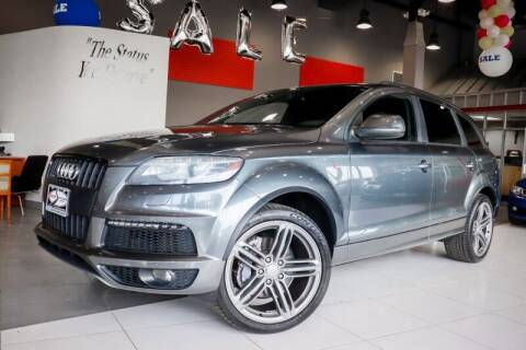 2014 Audi Q7 for sale at Quality Auto Center of Springfield in Springfield NJ