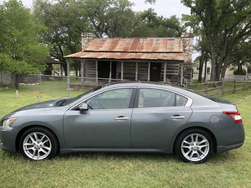 2011 Nissan Maxima for sale at Village Motors Of Salado in Salado TX