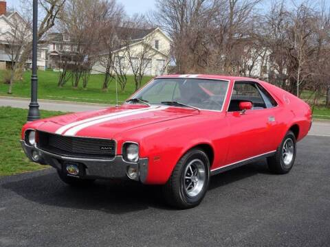 1969 AMC AMX for sale at Great Lakes Classic Cars in Hilton NY