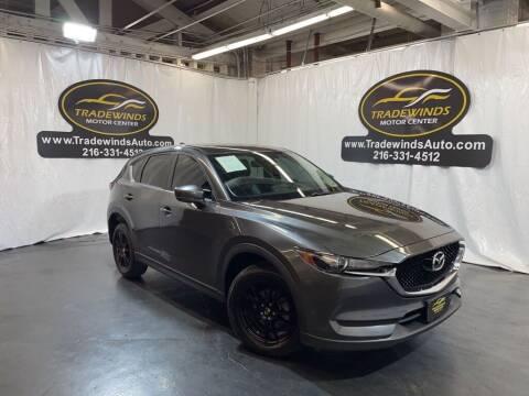 2018 Mazda CX-5 for sale at TRADEWINDS MOTOR CENTER LLC in Cleveland OH