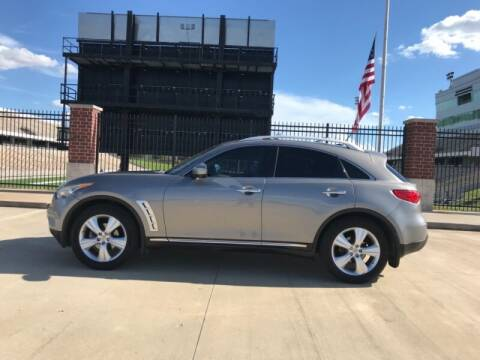 2011 Infiniti FX35 for sale at ALL AMERICAN FINANCE AND AUTO in Houston TX