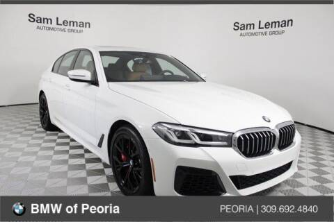 2022 BMW 5 Series for sale at BMW of Peoria in Peoria IL