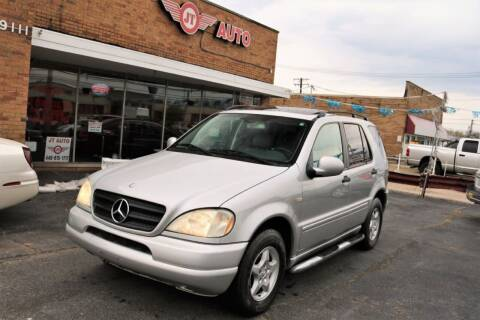 2001 Mercedes-Benz M-Class for sale at JT AUTO in Parma OH