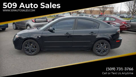 2008 Mazda MAZDA3 for sale at 509 Auto Sales in Kennewick WA