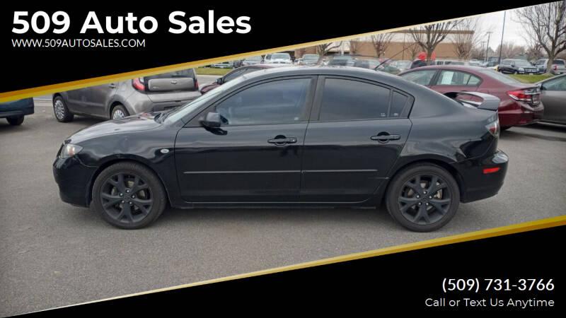 2008 Mazda MAZDA3 for sale at 509 Auto Sales in Kennewick WA