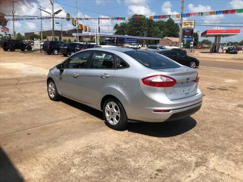 2014 Ford Fiesta for sale at CAR MART in Union City TN