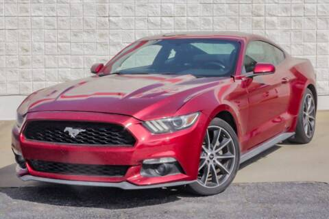 2017 Ford Mustang for sale at Cannon Auto Sales in Newberry SC